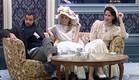 אסתי לי, רינת ועמרי בסלון (צילום: מתוך האח הגדול 7 ,שידורי קשת)