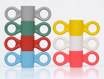 החמישייה 9.2, כוסות דמבו (צילום: gispen.com)