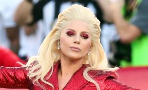 ליידי גאגא בסופרבול (צילום: getty images ,getty images)