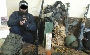 האיש שנחשד כאיש דאעש בגרמניה (צילום: Getty)