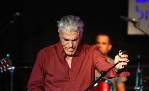 הזמר גבי שושן הלך לעולמו בגיל 66 (צילום: אסף לב)