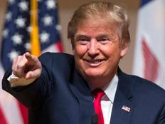 הלילה של טראמפ וסנדרס: ניצחונות גדולים ב (צילום: CNN)