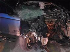 3 בני משפחה אחת נהרגו בתאונה