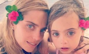 דמיון משפחתי: רותם סלע ובתה (צילום: אינסטגרם ,אינסטגרם)