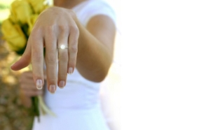 טבעת אירוסין (צילום: istockphoto ,istockphoto)