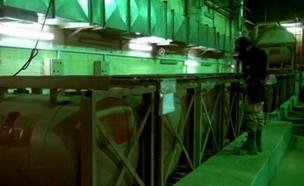 מאגרי נשק כימי בסוריה. ארכיון (צילום: רויטרס)