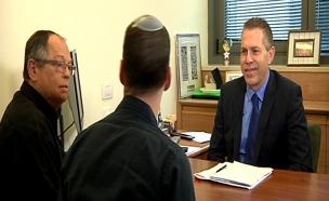 צפו בריאיון עם השר ארדן (צילום: חדשות 2)