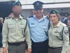משפחת שלום (צילום: דוברות המשטרה ,דוברות המשטרה)