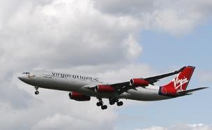 מטוס וירג'ין. ארכיון (צילום: רויטרס)