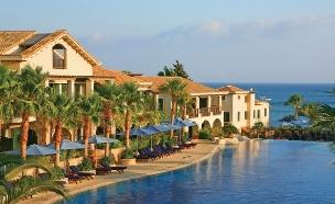 מלון Colombia beach resort, קפריסין (צילום: יחסי ציבור)