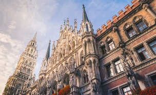 מינכן (צילום: Paii VeGa, Shutterstock)