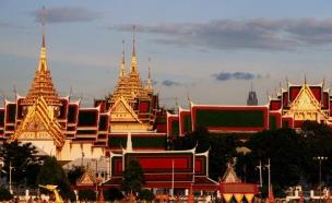 מלך תאילנד (צילום: getty images ,getty images)