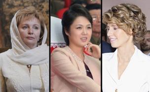 הגברת פוטין, רעיית הנשיא אסד: נשות המנהיגים נחשפות (צילום: רויטרס)
