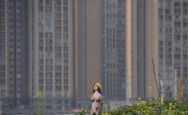 בובת מין דחליל (צילום: IMAGINECHINA)