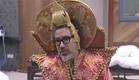 איציק בבגדי הקיסר (צילום: מתוך האח הגדול 7 ,שידורי קשת)