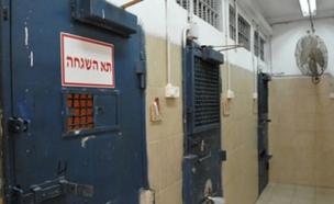 כלא שקמה, ארכיון (צילום: שירות בתי הסוהר)