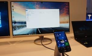 סמארטפון Acer Liquid Jade Primo וממשק Continuum (צילום: יאיר מור, ברצלונה ,NEXTER)