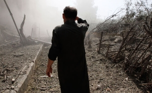 הסורים מקווים שהפסקת האש תחזיק מעמד (צילום: רויטרס)
