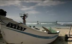 רצועות חוף אחת - שני עולמות