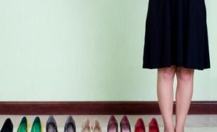 אין דבר כזה יותר מדי נעליים (צילום: istockphoto ,istockphoto)