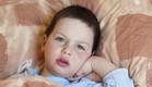 ילד חולה (צילום: shutterstock: pavla)