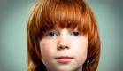 ילד ג'ינג'י (צילום: shutterstock)