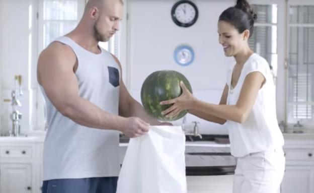 פרסומת לסנו סושי