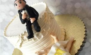 עוגות גירושים (צילום: מתוך אינסטגרם\patycakes)
