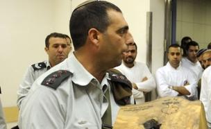 """נערך לעימות. תא""""ל בוכריס (צילום: IDF)"""