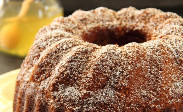 עוגת דבש חן שוקרון (צילום: חן שוקרון ,אוכל טוב)