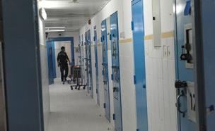"""האסיר יפוצה ב-18 אלף ש""""ח - בגלל הדיאטה (צילום: שירות בתי הסוהר)"""