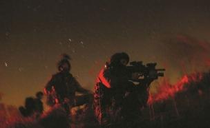 """חטיבת הקומנדו וחיל האוויר (צילום: הגר עמיבר ודובר צה""""ל)"""