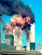 הפיגוע שטלטל את העולם (צילום: רויטרס)