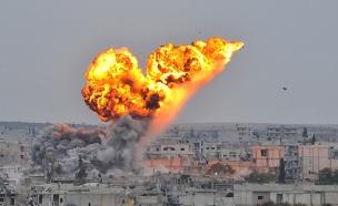 עלות המלחמה בדאעש (צילום: Rauf Maltas/Anadolu Agency/Getty Images)