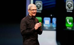 היום זה קורה: השקת האייפון החדש (צילום: רויטרס)