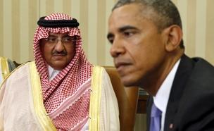 ההנהגה העולמיתלא מתערבת בנעשה בסעודיה (צילום: רויטרס)