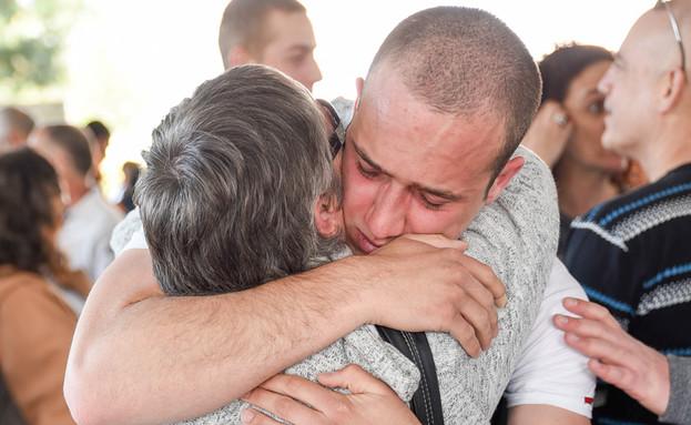 גיוס לחטיבת כפיר ולחיל המשטרה הצבאית (צילום: ליאת בראל, אלון קירה בית ספר לצילום)