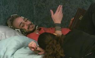 ברק ואור קוראים את מגילת אסתר (צילום: מתוך האח הגדול עונה 7 ,שידורי קשת)