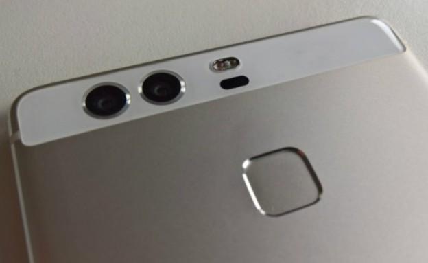 סמארטפון וואווי P9 עם מצלמה אחורית כפולה (צילום: וואווי ,וואווי)