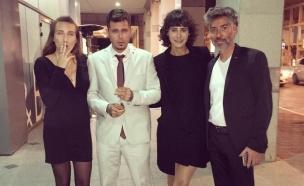 שי חי, תניה, איציק וארבל, מרץ 2016 (צילום: instagram ,instagram)
