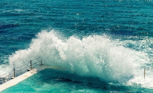 אייסברגס פול, בונדי ביץ', אוסטרליה (צילום: CristinaMuraca, Shutterstock)
