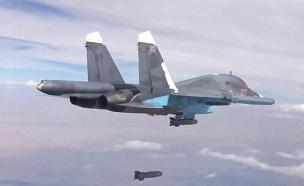 ארסנל הנשק של פוטין (צילום: חיל האוויר הרוסי)