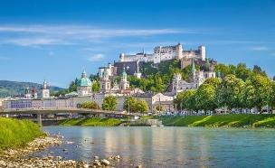 זלצבורג, אוסטריה (צילום: canadastock, Shutterstock)