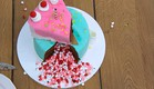 השופטים טועמים את עוגות היום הולדת (צילום: מתוך בייקאוף ישראל ,שידורי קשת)