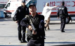 פיגוע בטורקיה. ארכיון (צילום: רויטרס)