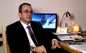 """עו""""ד אורי דניאל (צילום: חדשות 2)"""
