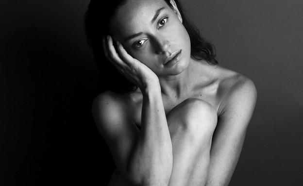 אנה ארונוב (צילום: סלי בן אריה)