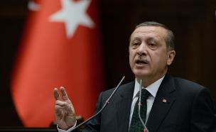 ארדואן.יזם הקמת מרכז באיסטנבול (צילום: רויטרס)