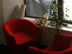נוף מהמשרד (צילום: Reddit)