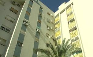 פעוט בן 4 נפל מקומה שמינית ונהרג (צילום: חדשות 2)